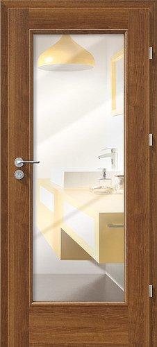 Interiérové dveře PORTA NOVA 2.2 - zrcadlo