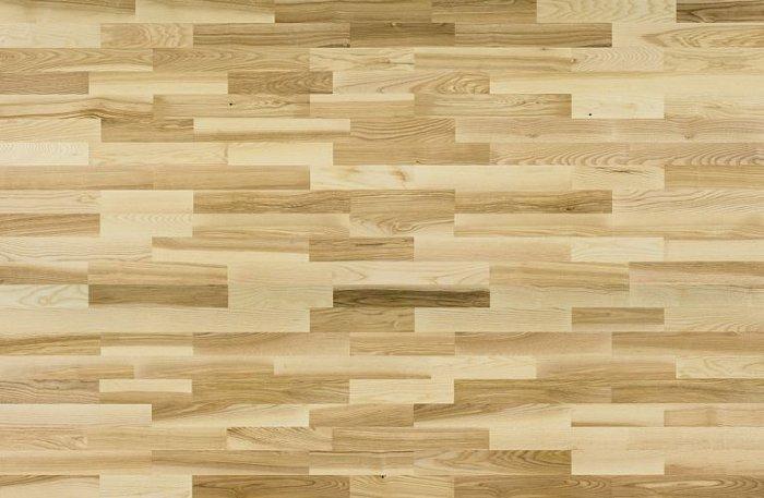 obrázek Dřevěná podlaha Barlinek Life - Jasan Saimaa molti