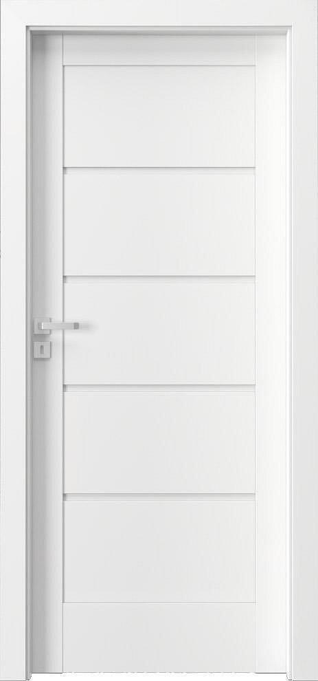 Interiérové dveře VERTE G - G0