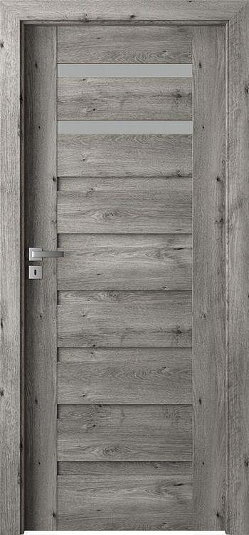 Interiérové dveře VERTE PREMIUM D - D2
