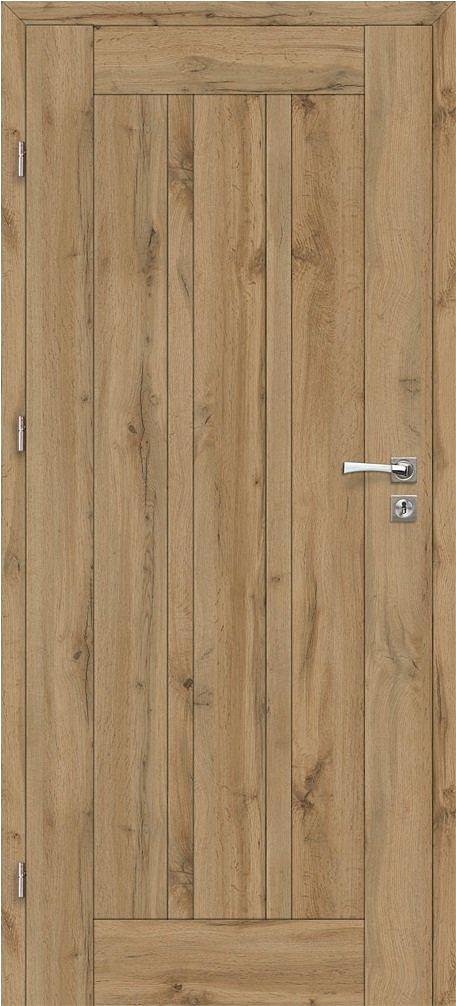 Interiérové dveře VOSTER BORNOS 80