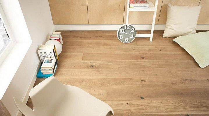 Dřevěná podlaha Barlinek Chutě Života - Dub Toffee Grande