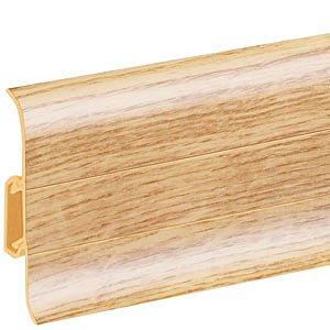 obrázek Podlahová lišta soklová - Cezar Premium 151