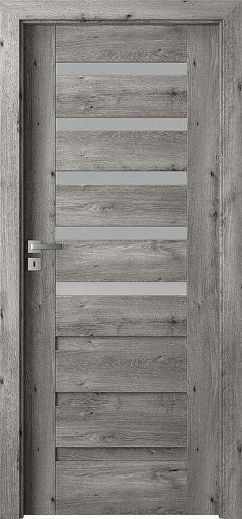 Interiérové dveře VERTE PREMIUM D - D5