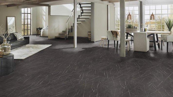 Plovoucí podlaha Krono Original Impressions - Black Petra Marble K409