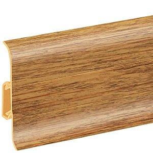 obrázek Podlahová lišta soklová - Cezar Premium 134