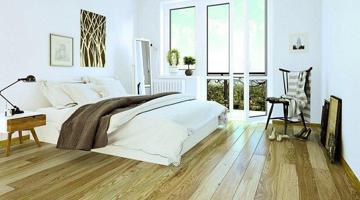 Dřevěná podlaha Barlinek Pure - Dub Askania Piccolo