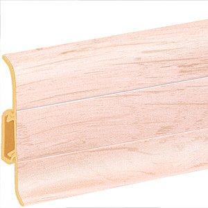obrázek Podlahová lišta soklová - Cezar Premium 105