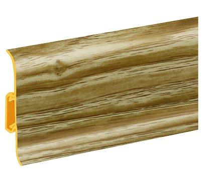obrázek Podlahová lišta soklová - Cezar Premium 216