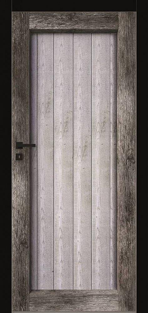 Interiérové dveře DRE GRAFI M1 - G25