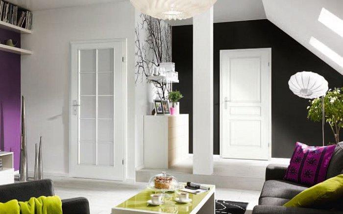 obrázek Interiérové dveře PORTA VÍDEŇ - plné