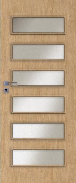 Interiérové dveře POL-SKONE INTER-AMBER F06
