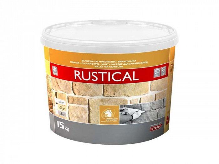 obrázek Spárovací tmel Stegu Rustical - 15 kg