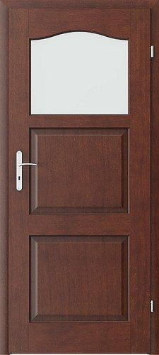 obrázek Interiérové dveře PORTA MADRID - malé okénko