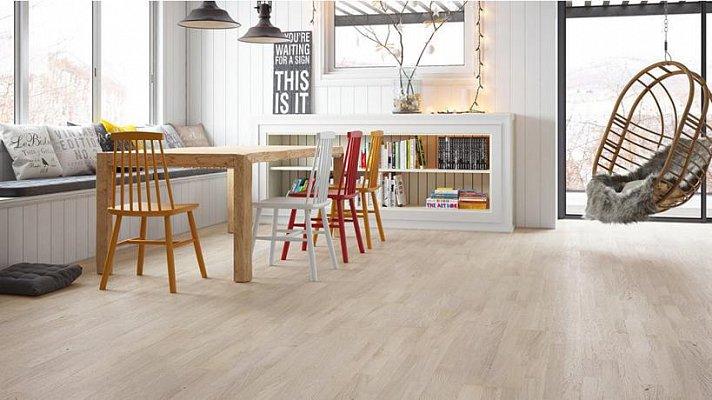 Dřevěná podlaha Barlinek Decor - Dub Cappuccino Molti