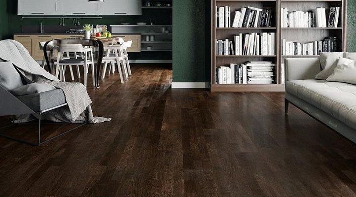 Dřevěná podlaha Barlinek Decor - Dub Affogato Molti