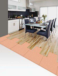 obrázek Podložka pod plovoucí podlahy Starlon 6 mm - 5 m²