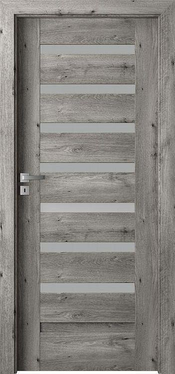 Interiérové dveře VERTE PREMIUM D - D7
