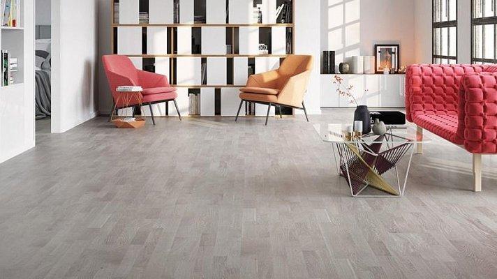 Dřevěná podlaha Barlinek Decor - Dub Marzipan Muffin Molti