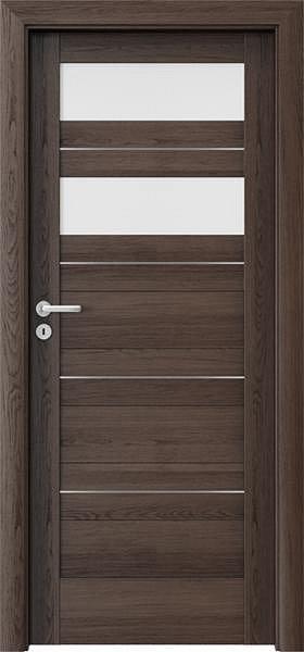 Interiérové dveře VERTE C - C2 intarzie