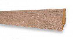 doporučujeme přikoupit: Podlahová lišta soklová Krono Original LK58 - 5543