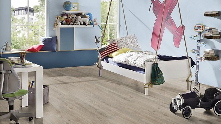 Plovoucí podlaha Krono Original Super Natural Classic - Dub Silver Shadow K325
