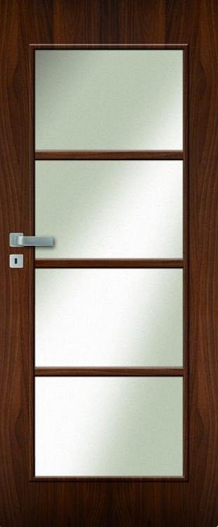 Interiérové dveře POL-SKONE INTER-AMBER AS4