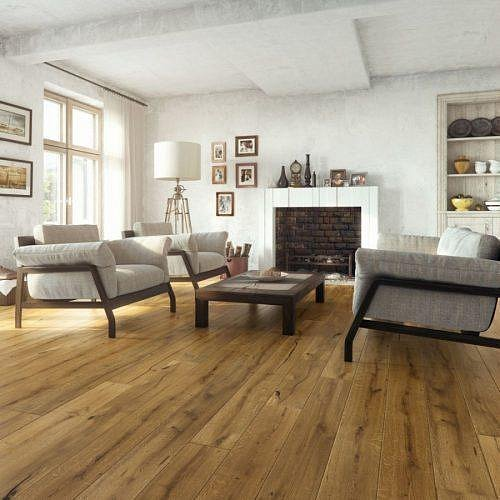 Dřevěná podlaha Bear & Wood - Dub Mount Hayes