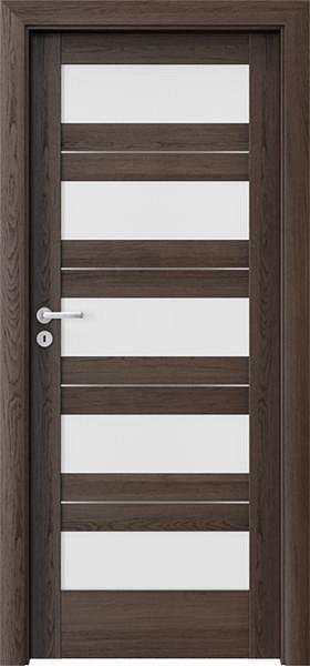 Interiérové dveře VERTE C - C5 intarzie