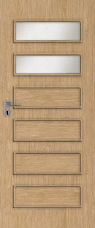 Interiérové dveře POL-SKONE INTER-AMBER F02