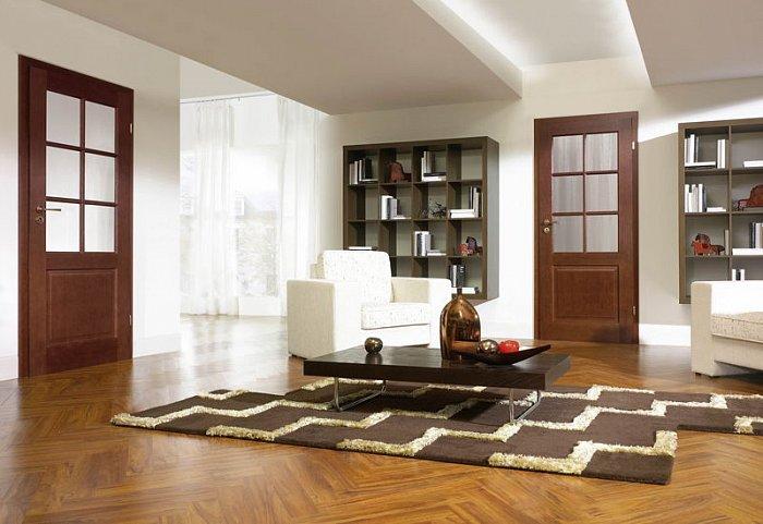 obrázek Interiérové dveře PORTA CORDOBA - střední mřížka