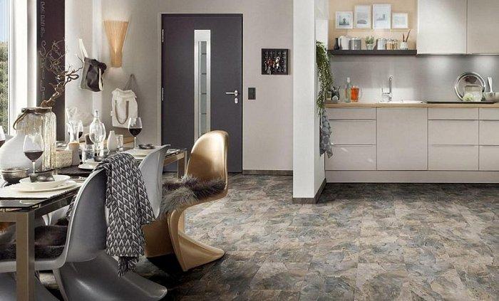 Plovoucí podlaha Krono Original Impressions - Pewter Slate K388