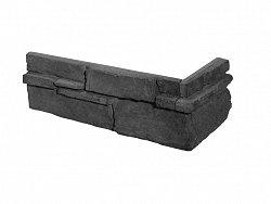 doporučujeme přikoupit: Venkovní Obklad Stegu - Grenada graphite (roh)