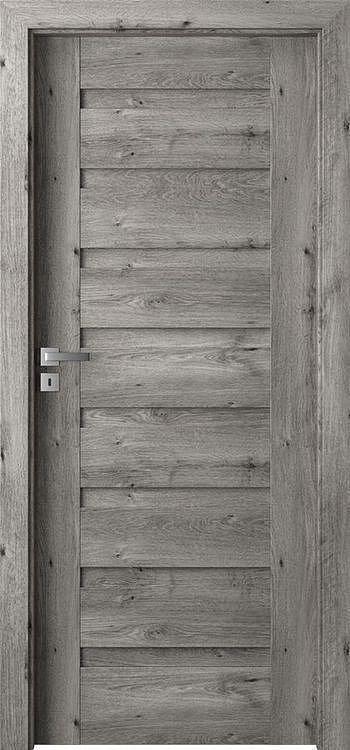 Interiérové dveře VERTE PREMIUM D - D0