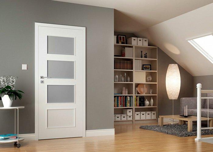 obrázek Interiérové dveře DRE MODERN 40