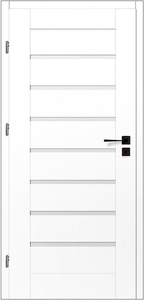 Interiérové dveře VOSTER PLATINIUM Q 10