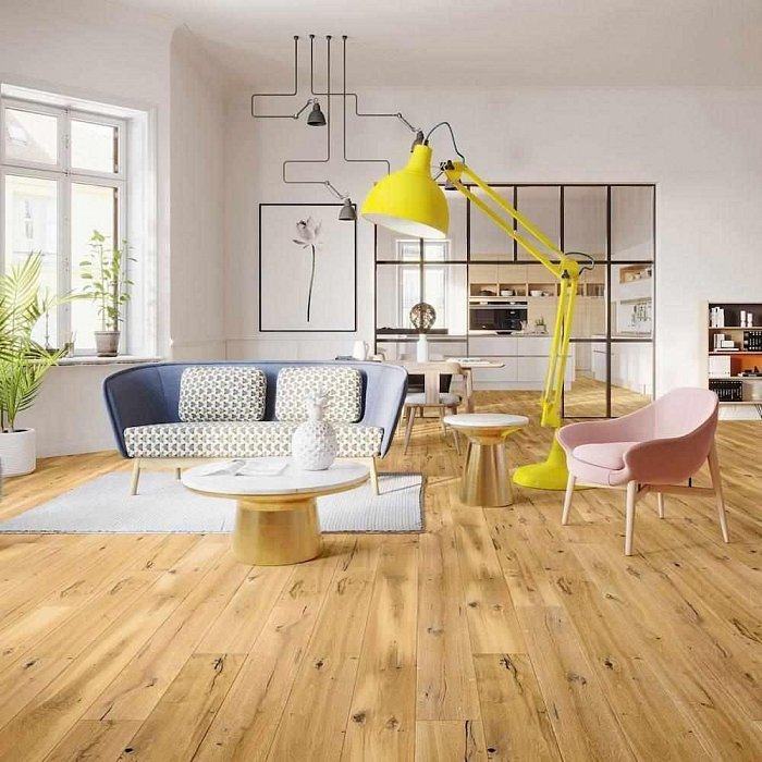 Dřevěná podlaha Bear & Wood - Dub Mount Deborah
