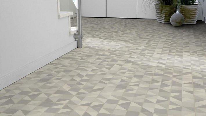 Vinylová podlaha Tarkett Starfloor Click 30 - Puzzle Light Grey 36001007