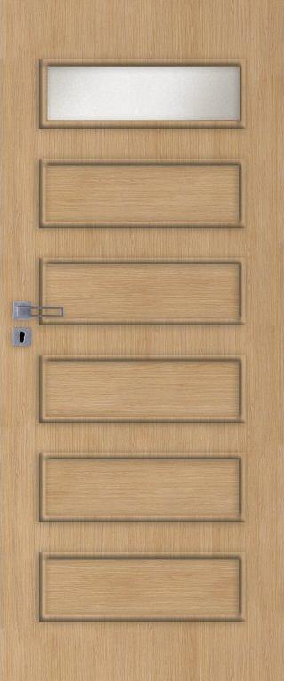 Interiérové dveře POL-SKONE INTER-AMBER F01