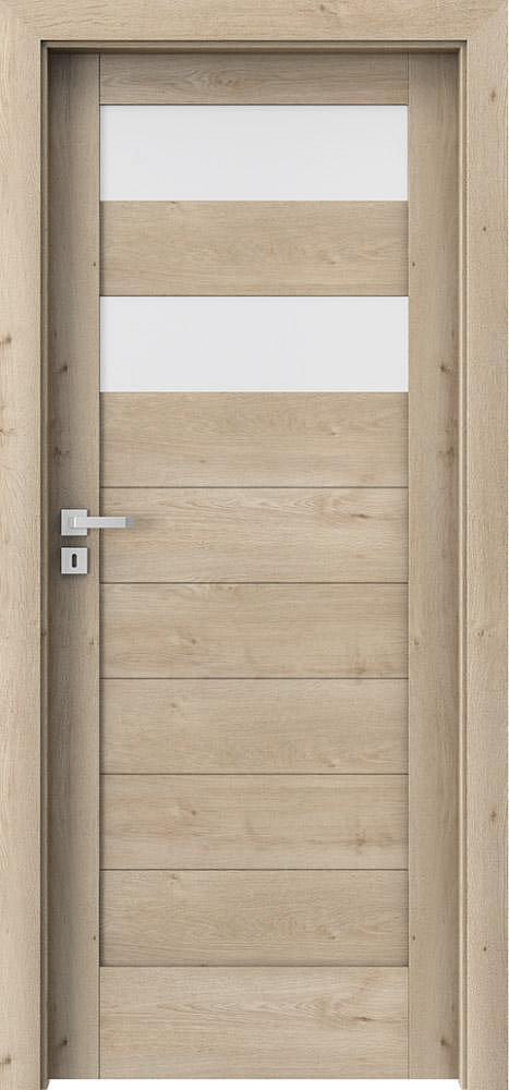 Interiérové dveře VERTE C - C2