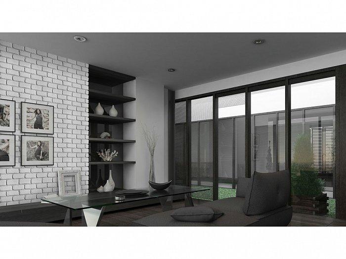 obrázek Obklad Stegu - Loft white