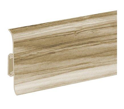 obrázek Podlahová lišta soklová - Cezar Premium 229