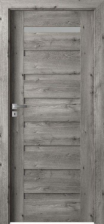 Interiérové dveře VERTE PREMIUM D - D1