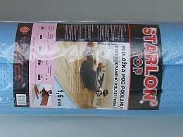 obrázek Podložka pod plovoucí podlahy Starlon Thermo 1,6 mm - 20 m²