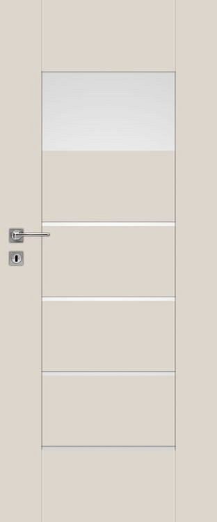 Interiérové dveře DRE EVEN - model 1