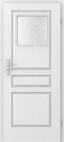 obrázek Interiérové dveře PORTA VÍDEŇ - malé okno