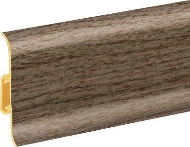 obrázek Podlahová lišta soklová - Cezar Premium 228
