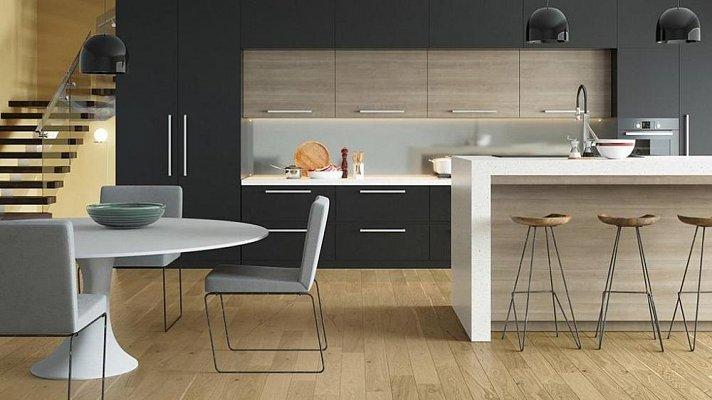 Dřevěná podlaha Barlinek Pure - Dub Apricot Sorbet Grande