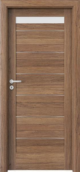 Interiérové dveře VERTE D - D1 intarzie