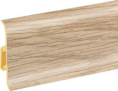 obrázek Podlahová lišta soklová - Cezar Premium 207